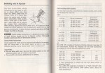 1985 Honda CRX Si owners manual pages
