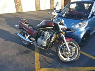 Worst Motorcycle Find, Suzuki GS1100G