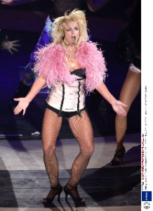 Britney 'ultimate gay icon'