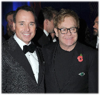 Sir Elton John and David Furnish plan another baby