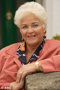 Pat Butcher to leave EastEnders