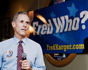 Gay Republican in presidential candidate race