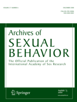 archives_of_sexual_behaviour