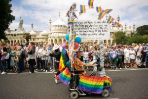 Theme of Brighton and Hove's 2012 Pride announced