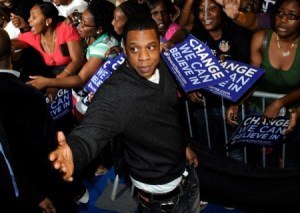 Jay-Z supports Obama and gay marriage