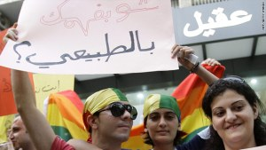 Three gay men held in Lebanon following cinema raid