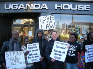Ugandan anti-gay bill drops death penalty