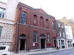 Gay Catholics find new venue for mass