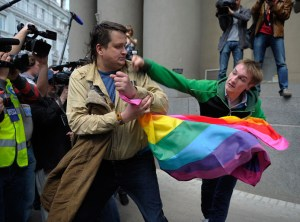 Homophobic murder marks sharp rise in anti-gay attacks in Russia