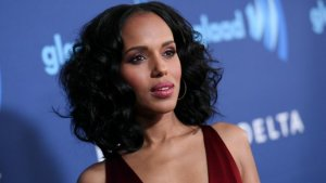 Scandal Star Kerry Washington Delivers Powerful Speech at GLAAD