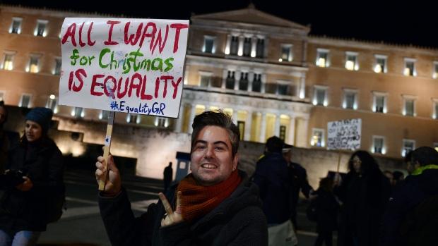 greek same-sex civil partnership