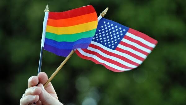 USA same-sex marriage