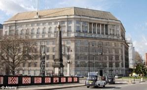 MI5 Is UK's Most LGBT-Friendly Employer