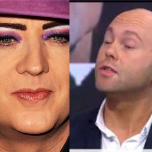 British LGBT Awards criticised for including Boy George in shortlist