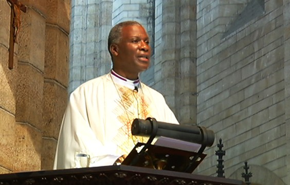 Archbishop Makgoba Anglican Church