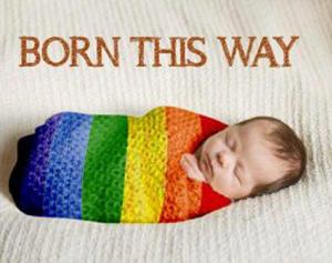 Believing People Are Born Gay May Not Deter Homophobia