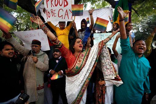 India May Repeal Anti-Gay Law