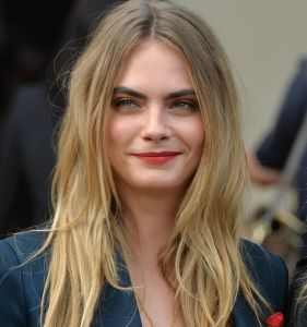 Cara Delevingne opens up about her battles with self-acceptance
