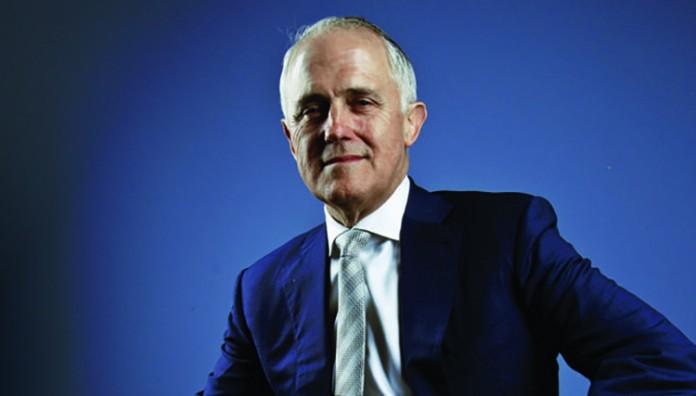 Malcolm Turnbull Sydney Mardi Gras