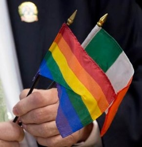 St. Patrick's Day Parade in NYC includes LGBT groups