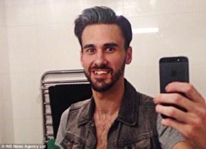 Man killed partner after 'HIV admission'