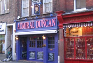 Remembering the Admiral Duncan seventeen years on