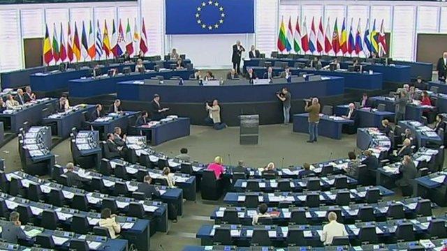 European Parliament Gambia