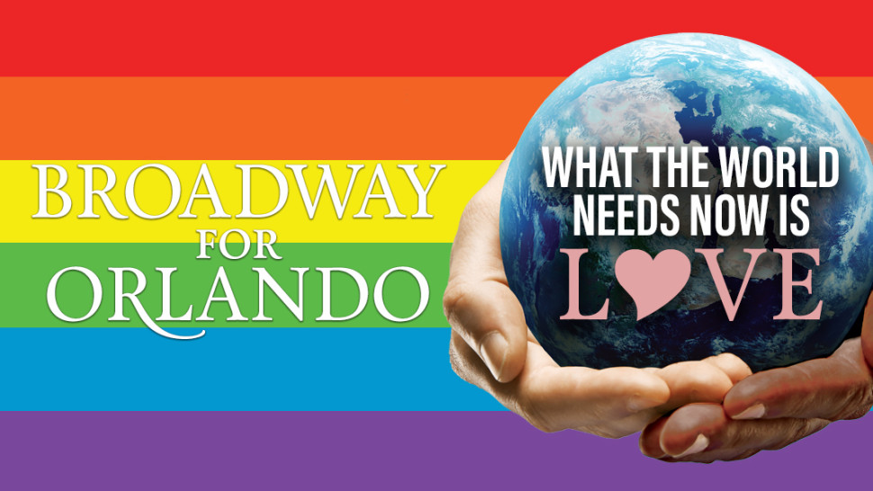 Broadway unites for Orlando
