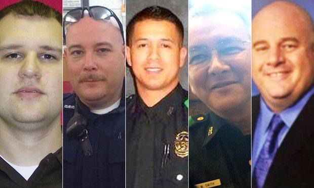 HRC Dallas shooting