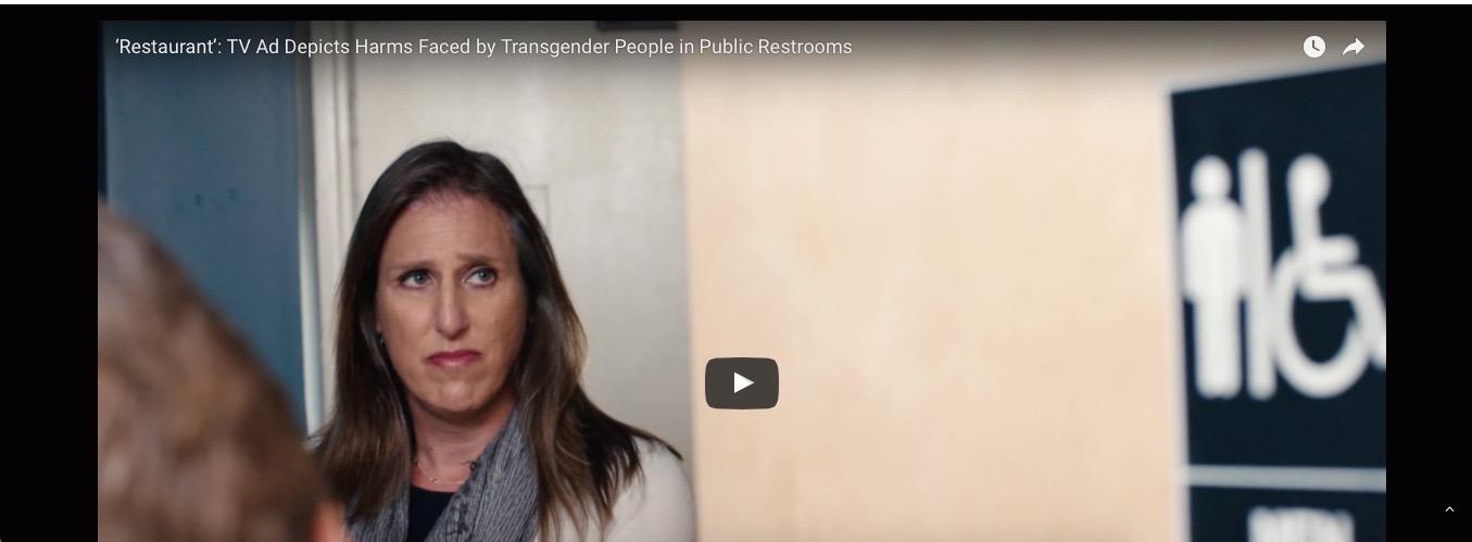 transgender tv ad