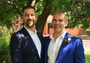 Gay clergy defy Church and enter same-sex marriages