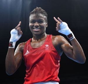 Nicola Adams makes history in Rio