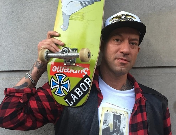 Brian Anderson comes out