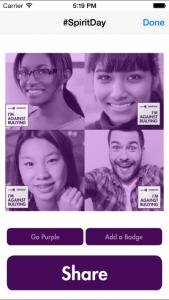 GLAAD Spirit Day App