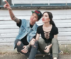 Ruby Rose and The Veronicas' Jess Origliasso back together