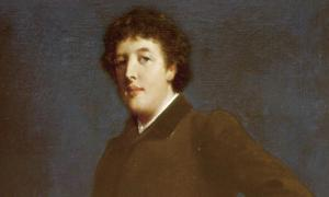 Oscar Wilde portrait to be displayed in UK for the first time