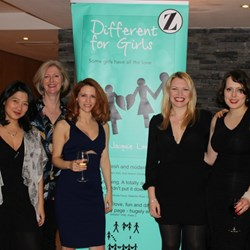 Stars gather for press launch of hot new lesbian web series Different For Girls