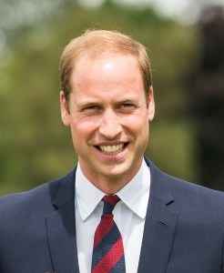 Prince William shortlisted for British LGBT Award