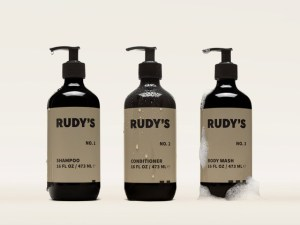 Rudy's Launches New Collection of Unisex Hair and Body Products