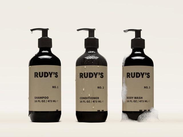 Rudy's unisex product