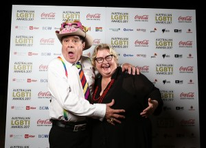 Australia celebrates inaugural LGBTI awards