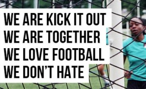 New Campaign Tackles LGBT Hate In Football