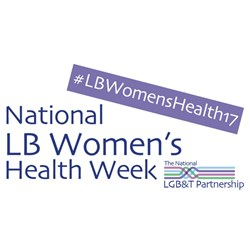 National Lesbian and Bisexual Women's Health Week