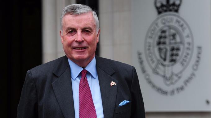 John Walker gay pension rights