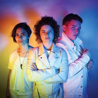 Electronic Queer Trio TOMBOi Release Album