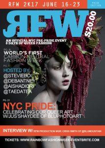 (PRNewsfoto/Rainbow Fashion Week (RFW))