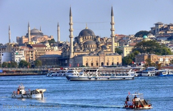 istanbul, east meets west