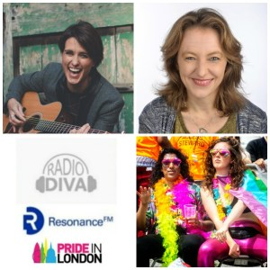 The Radio DIVA women's stage will be in Leicester Square at this year's Pride in London