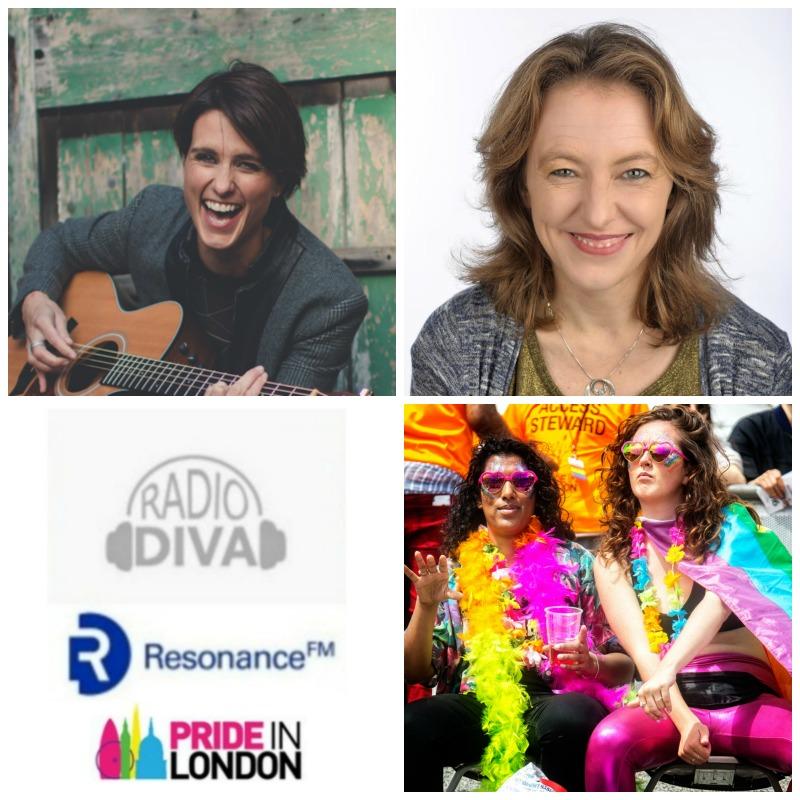 Radio DIVA Pride in London