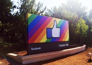 Facebook Celebrates LGBT Pride Month